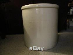 25 Gallon Western Stoneware Crock