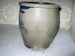 2 Gallon Stoneware Jar Or Crock