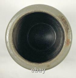 A. P. Donaghho Crock Parkersburg, WV West Virginia Stoneware c. 1880 1 Gal