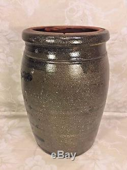 Ant H J Miller & Son Antique Stoneware Crock China & Glassware Alexandria VA