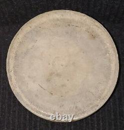 Antique Cobalt Bee Sting 3 Gallon Salt Glaze Stoneware Crock