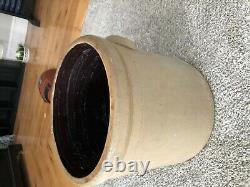 Antique Crock Stoneware
