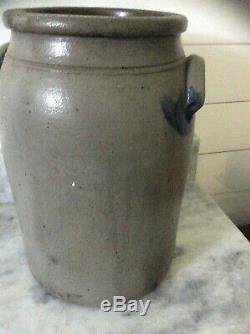 Antique Decorated Stoneware