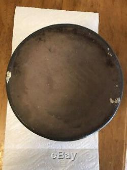 Antique Fine Maccoboy Tobacco Salt Glazed Stoneware Crock Jar, RARE