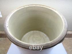 Antique H. J. Heinz Preserves Advertising 4 Gallon Stoneware Picking Crock PA GC