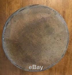 Antique PK Kurtz Salt Glazed Merchant Jar Stoneware Crock Pittsburgh, Cobalt