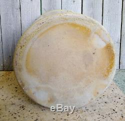 Antique Red Wing 4 Gallon Salt Glaze Stoneware Crock Cobalt Bee Sting Target