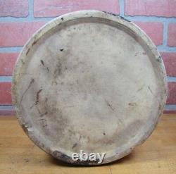 Antique SWIFTS Stoneware Poison Crock Jug MERRIMAC Chemical Co BOSTON USA 10lb