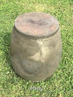 Antique Salt Glaze 4 G Stoneware Crock Indiana Co. PA Circa 1830 Pittsburgh Area