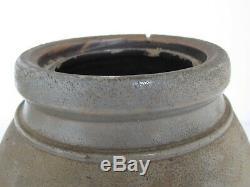 Antique Stone Ware Jar for Canning A P Donaghho Parkersburg W. V