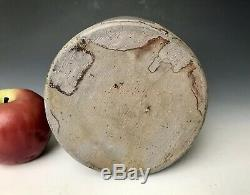 Antique Stoneware 1/2 Gal Remmey Canning Fruit Jar Crock with Cobalt, PA, ca. 1875