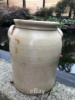 Antique Stoneware 4 Gallon
