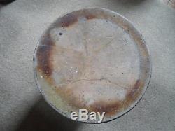 Antique Stoneware Churn 3 gal Mid West