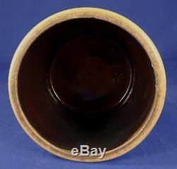 Antique Stoneware Crock Jar Hj Heinz Co Keystone Pickling Works Pittsburgh Pa