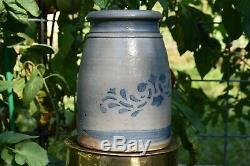 Antique Stoneware Crock, Western Pa