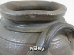 Antique Stoneware Jar, crock, James River Virginia