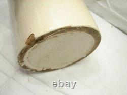Antique Stoneware Jug R. H. Macy & Co New York NY Pottery Crock 1 Gal