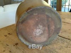 Antique Stoneware Sipe Nichols & Company 3 Gallon Williamsport Pa. Jug Crock