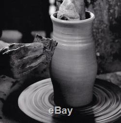 Antique WESTERWALD Salt-Glazed Blue & White Stoneware butter churn