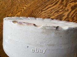 Antique Water Cooler perfection cooler toronto stoneware Crock no spigot