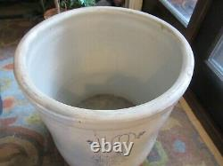 Antique White CROCK WESTERN STONEWARE CO 10 VINTAGE Pick Up Only