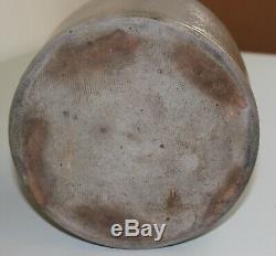 Ashfield Massachusetts Stoneware Crock, must see