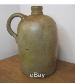 Baltimore MD Smith & Shakman Druggists Stoneware Pottery Crock Jug Bottle