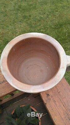 Decorated Stoneware Chamber Pot Baltimore
