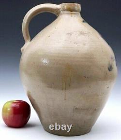 Early Period Bennington Ovoid Stoneware c. 1830s