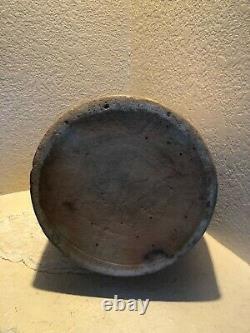 Frederick J. Caire, Huntington, Long Island, N. Y. Stoneware Jug Crock