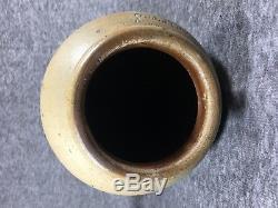 Goodale & Stedman Hartford CT Stoneware Tobacco Jar 1822-1825 Crock Jug