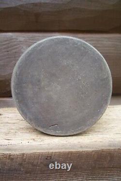 Jas. Hamilton & Co Greensboro PA Cobalt Stoneware Canning Jar or Preserve Crock