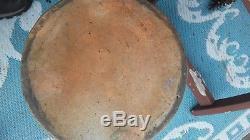 Make offer 1850s 2 Gallon Stoneware Jug Cobalt Design Free Shipping