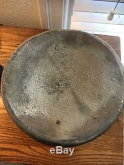 No Flaws SUPERB Jas. Hamilton & Co. 1 Gal. Cobalt Blue Decorated Stoneware Crock