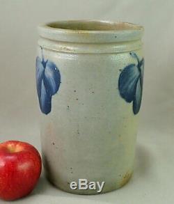 PA stoneware Crock 19th cent