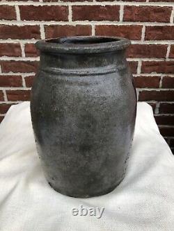 RARE Turner Brothers / Nashville, TN Decorated Stoneware Crock Beaver, PA