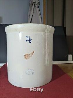 Red Wing 4 Gallon Stoneware Crock
