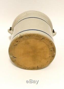 Red Wing Stoneware Refrigerator Jar 3 lb Size Wis Adv Vintage