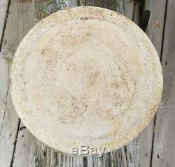 Red Wing Stoneware Salt Glaze Leaf Butter Churn Crock Antique 5 Gallon