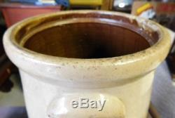 Stoneware Butter Churn