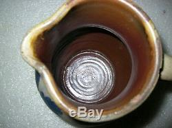 Stoneware Pitcher Crock Pennsylvania Attrib. Remmey