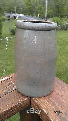 Western PA Decorated Stoneware