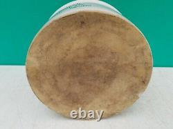 Western Stoneware Co Monmouth M WEINGER Chicago Advertising Butter Jar Crock