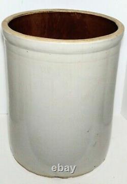 XL Antique Stoneware Crock 12 Gallons Cabbage Sauerkraut